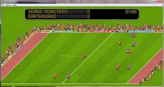 Download Football-o-saurus for Windows